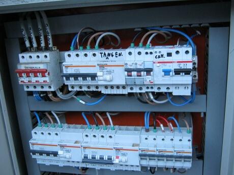 L'Aigle Noire impianti elettrici industriali, residenziali e commerciali