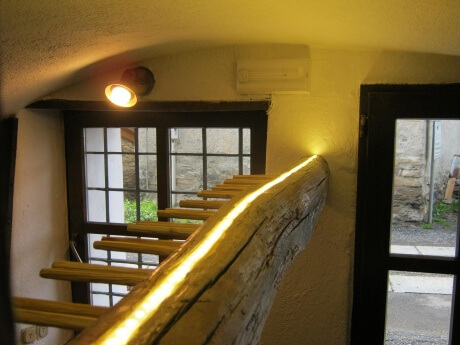 Impianti di illuminazione e domotica